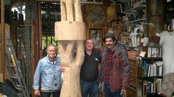 Form with Preben, Danny, Mark