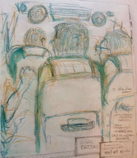 minibus ride