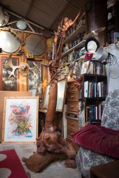 Owl Art Studio