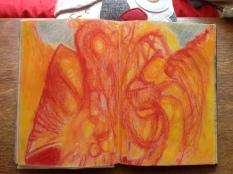 Kid's drawings Marissa 1