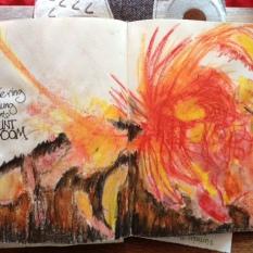 Kid's drawings Marissa 3