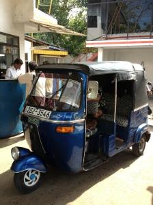 tuktuk from Marissa