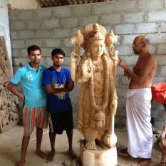 woodcarving workshop